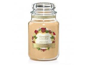 Yankee Candle Classic velký Vonná svíčka Maple Sugar Limitovaná edice, 623 g