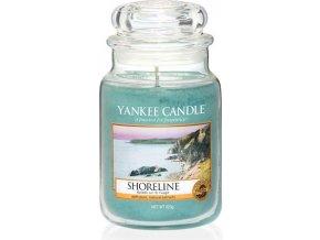 Yankee Candle Classic velký Vonná svíčka Shoreline, 623 g