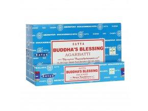 Shrinivas Satya Vonné tyčinky Buddha's Blessing, 15 g