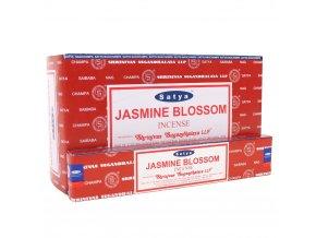 Shrinivas Satya Vonné tyčinky Jasmine blossom, 15 g