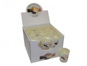 Earth Elements Vanilla Vanilka Votivní svíčka, 60 g