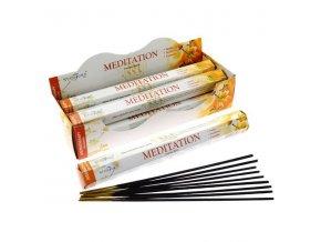 Stamford Hex Aromatherapy Meditation Vonné tyčinky, 20 ks