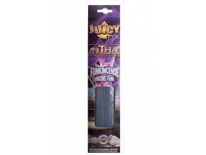 Juicy Jay's Thai Vonné tyčinky Funk Incense, 20 ks