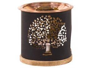 Aromafume Exotic Tree of life kadidelnice pro vonné cihličky