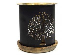 Aromafume Tree of life Strom života Aroma lampa, 9 x 8 cm