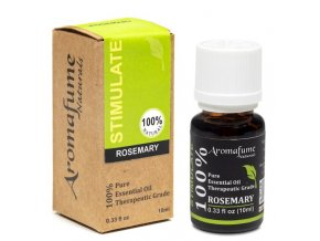 Aromafume Natural Essential Oil Rosemary Rozmarýn, 10 ml