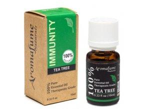 Aromafume Natural Essential Oil Tea Tree, 10 ml