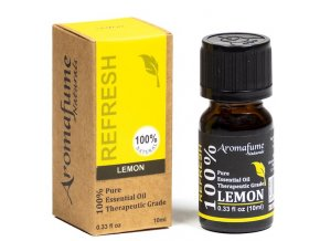 Aromafume Natural Essential Oil Lemon Citron, 10 ml