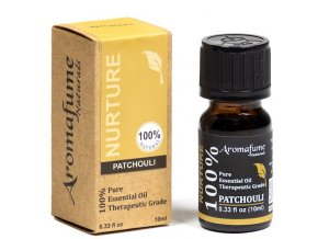 Aromafume Natural Essential Oil Patchouli Pačuli, 10 ml