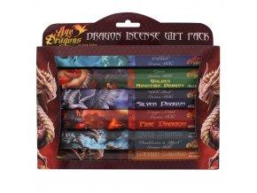 Anne Stokes Age of Dragons Insence Dárková sada Vonné tyčinky, 6 x 20 ks