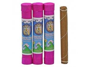 Tibetan OM Chakra Balance Vonné tyčinky, 35 g