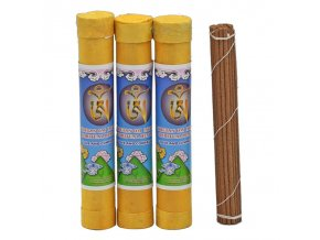 Tibetan OM Spiritual Healing Vonné tyčinky, 35 g