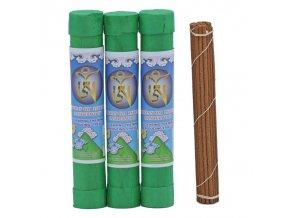 Tibetan OM Sandalwood Vonné tyčinky, 35 g