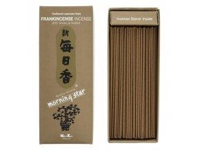 Nippon Kodo Morning Star Frankincense Kadidlo Vonné tyčinky, BOX 200 ks