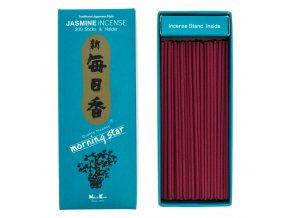 Nippon Kodo Morning Star Jasmine Vonné tyčinky, BOX 200 ks