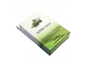 Elements Vonné kužely White Sage Bílá šalvěj, 15 ks