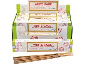 Stamford Vonné tyčinky White Sage Masala, 15 ks (2)