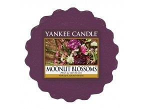 Yankee Candle Vonný vosk Moonlit Blossoms, 22 g