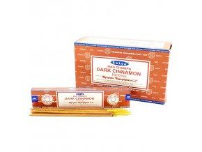 Shrinivas Satya Vonné tyčinky Dark Cinnamon, 15 g