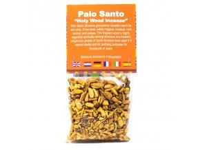 Mani Bhadra Palo Santo Dřevěné úlomky, 20 g
