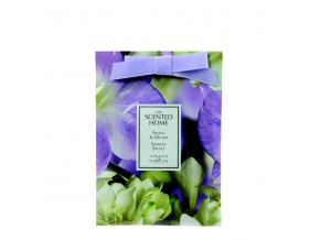 Vonný sáček THE SCENTED HOME FREESIA & ORCHID, 20 g