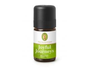 Primavera Vonná směs esenciálních olejů Joyful Journeys, 5 ml