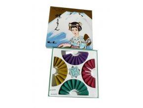 Nippon Kodo Cho Cho San Vonné kužely MIX vůní, 36 ks