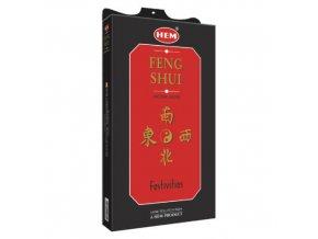 HEM Vonné tyčinky Feng Shui Festival Pack Dárkové balení, 5 x 20 ks