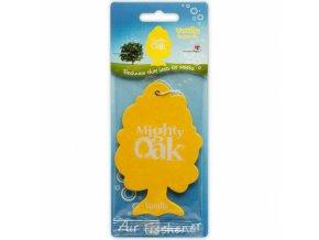 Osvěžovač vzduchu Mighty Oak 2D Air Freshener Vanilla, 1 ks.