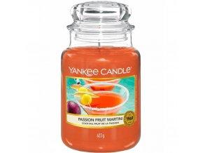 yankee candle passion fruit martini large jar candle image