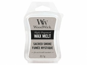 Vonný vosk WoodWick Sacred Smoke Mystický kouř, 22,7 g