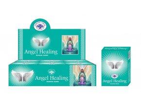 Green Tree Angel Healing Andělské léčení Vonné kužely, 10 ks