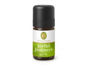 Primavera Joyful Journeys Vonný esenciální olej směs, 5 ml