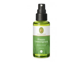 Primavera Happy Lemongrass Pokojový sprej, 50 ml