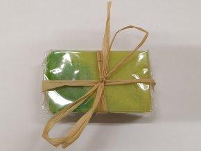 Ancient Wisdom Ručně vyrobené Olivové mýdlo Aloe vera