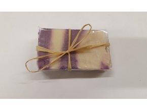 Ancient Wisdom Ručně vyrobené Olivové mýdlo Levandule
