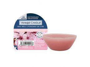 Yankee Candle Vonný vosk Cherry Blossom Třešňový květ, 22 g