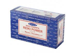 Shrinivas Satya Vonné tyčinky Reiki Power, 15 g