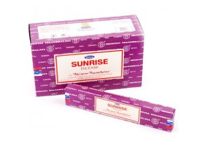 Shrinivas Satya Vonné tyčinky Sunrise, 15 g