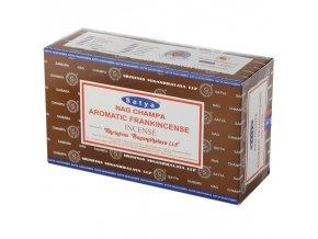Shrinivas Satya Vonné tyčinky Aromatic Frankincense, 15 g