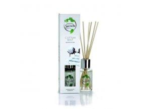 Ashleigh & Burwood Aroma difuzér EARTH SECRETS COTTON MIST (čistá bavlna), 50 ml