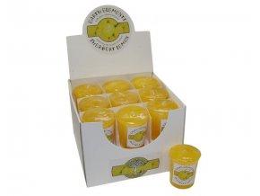 Earth Elements Sherbet Lemon Citronový sorbet Votivní svíčka, 60 g