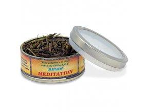 Mani Bhadra Vonná směs pro vykuřování Meditation, 10 g.