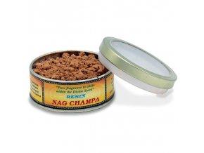 Mani Bhadra Vonná směs pro vykuřování Nag Champa, 30 g.