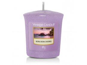 Yankee Candle Votivní svíčka Bora Bora Shores Pobřeží Bora Bora, 49 g