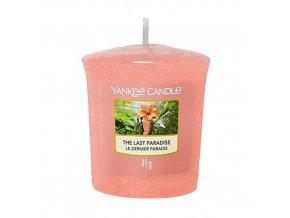 Yankee Candle Votivní svíčka The Last Paradise Poslední ráj, 49 g