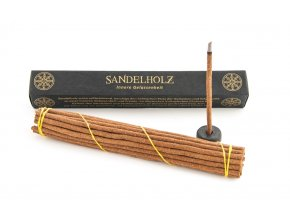 Berk Esoterik Vonné tyčinky Tibetan Line Sandalwood, 45 g