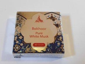 Hamidi Vykuřovadlo Bakhoor Pure White Musk, 40 g