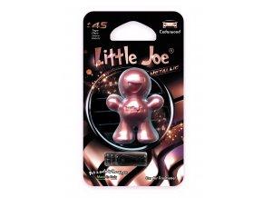 Supair Drive AG Little Joe Metallic 3D Osvěžovač vzduchu Bronze Cedarwood, 1 ks
