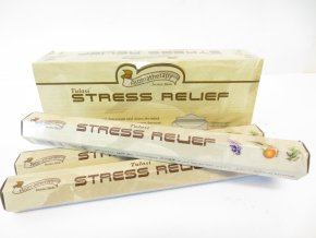 TULASI Vonné tyčinky STRESS RELIEF, 20 ks